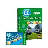 ACSI CampingCard Ermäßigungskarte 2018 für die Vor- und Nachsaison Deutsch - Rabattkarte