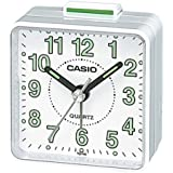 Casio TQ-140-7EF - Reloj despertador (analógico, cuarzo)