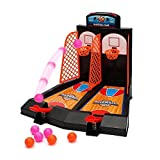 Best Basketball Players - Gadget Zone® Arcade Tabletop Mini Basketball Shooting Game Review