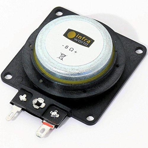 Infraworld Lautsprecher Slip für Sauna und Infrarotkabine W4454
