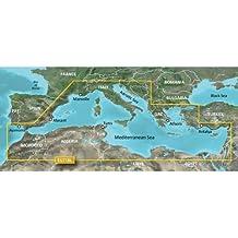 Garmin BlueChart g2 HXEU718L - Software de navegación (Mar Mediterráneo, VGA 1024 x 768 px USB Ethernet, 1024 MB, Intel, PowerPC G4)