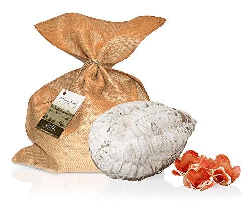 Salumi pasini - fiocco di prosciutto di parma 1700g