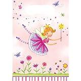 Garden Fairy Loot Bags 8's