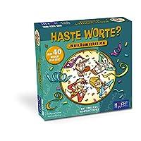 Huch & Friends 879769 - Haste Worte Jubiläumsedition, Spiel