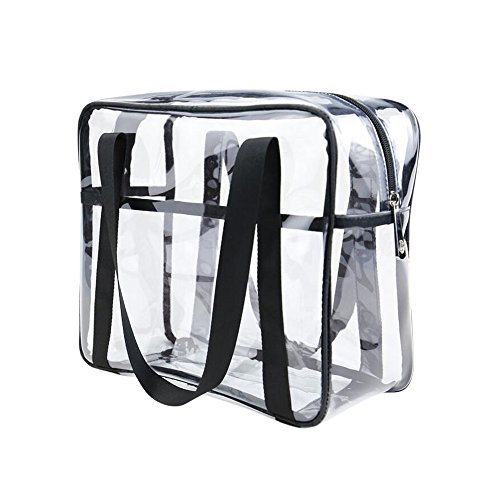 ONEGenug Clear Toiletry Bag Thic...