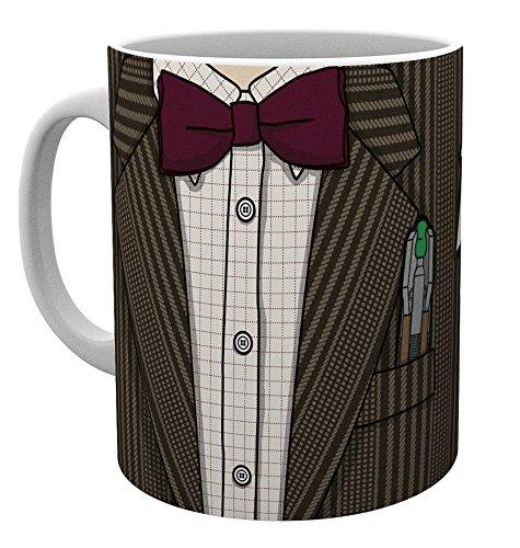 GB Eye Ltd Doctor Who, 11. Doctor Kostüm, Tasse, Verschiedene (Doctor Who Beste Kostüm)