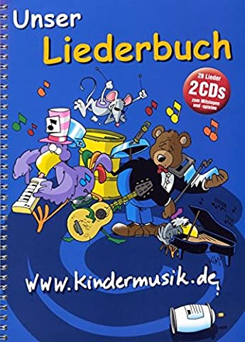 Unser Liederbuch 1: www.kindermusik.de