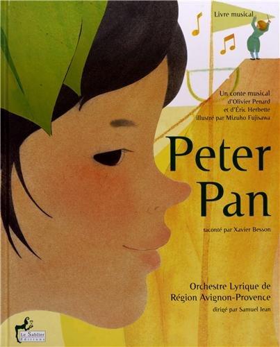 peter-pan-ou-l-39-enfant-qui-voulait-rester-petit-livre-cd