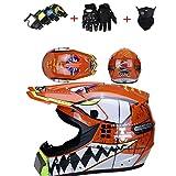 Caschi moto da uomo off road moto casco motocross tappi di sicurezza per tutte le stagioni