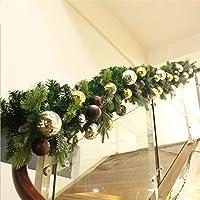 Amazon.it: addobbi natalizi - Ghirlande e corone / Decorazioni ...