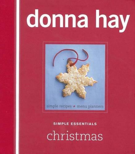 Simple Essentials Christmas por Donna Hay
