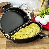 olayer anti-adhésive Poêle à omelette Maker Egg Poacher Cookware blessait famille Outil Cuisine