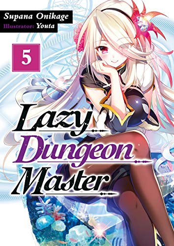 Lazy Dungeon Master: Volume 5 (English Edition)