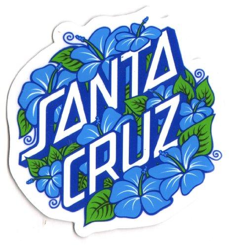 Santa Cruz Skateboardaufkleber -