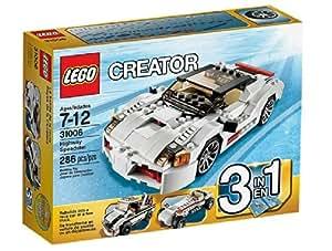 LEGO Creator - 31006 - Jeu de Construction - Le Bolide