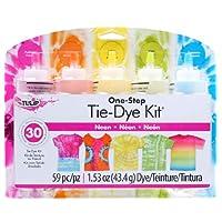 I Love To Create Tulip One-Step Tie-Dye Kit-Neon