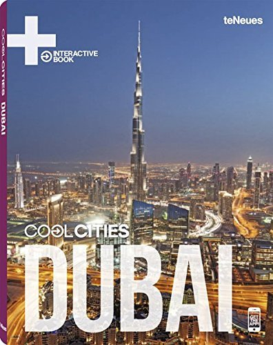 Table Coffee Books Coole (Cool Cities Dubai: Interactive Coffee Table Book (Insight Guides) by teNeues (2015-11-02))