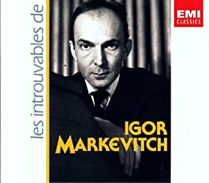 Les Introuvables Markevitch