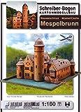 """Aue-Verlag 40 x 30 x 23 cm """"Mespelbrunn Castle Model Kit"""