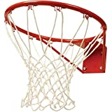 Elk Power Nylon Basketball Ring with Net & Screw, Size 6