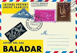 """Afficher """"Lettre des îles Baladar"""""""