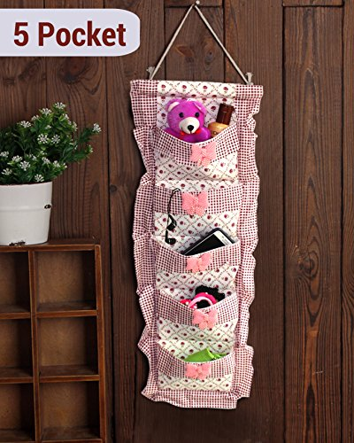 TiedRibbons Storage bag hanging | organizer toiletries | organizer and storage | storage bag for undergarments | storage bags for wardrobe | Socks Underwear Cupboard Storage Organizer