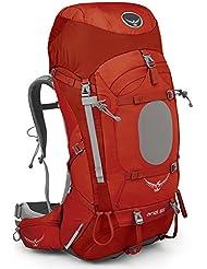 Mochila de trekking Osprey Ariel 65 S rojo para mujer 2016 Mochilas trekking y senderismo