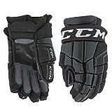 CCM 28K Handschuhe Senior, Größe:15 Zoll;Farbe:schwarz