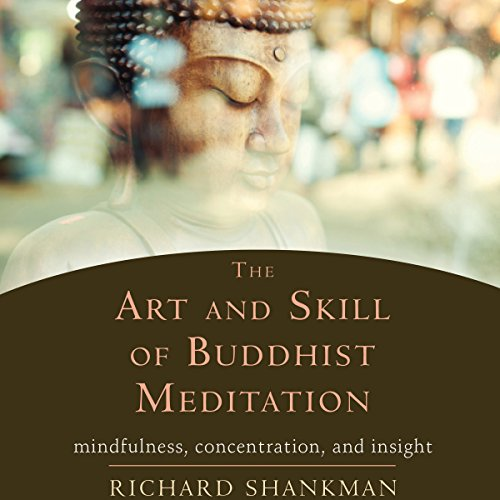 The Art and Skill of Buddhist Meditation: Mindfulness, Concentration, and Insight - Richard Shankman - Unabridged