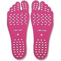 IVYELEC Selbstklebende Barfuß-Pads, unsichtbare Schuhe, Aufkleber, rutschfest, auf Sohlen, flexibel, wasserfest... preisvergleich bei billige-tabletten.eu