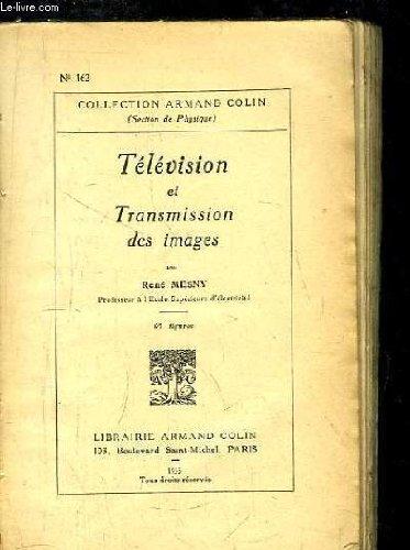 Télévision et transmission des images