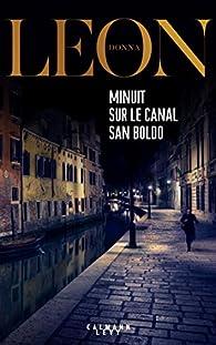 Minuit sur le canal San Boldo par Leon