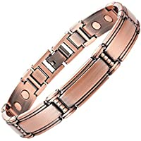 Kupfer-Magnet-Armband mit Magneten royal Modell - 21,5 cm preisvergleich bei billige-tabletten.eu