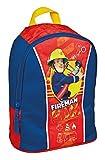 Undercover FSBT7631 Kindergartenrucksack, Feuerwehrmann Sam, ca. 21 x 29 x 14 cm