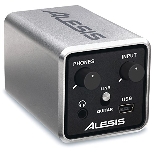 Alesis CORE 1 Transportables 24-Bit Mic & Gitarren USB Audio Interface