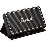 Marshall Stockwell 27W - Tragbare Lautsprecher (Verkabelt u. Kabellos, Batterie/Akku, 50 - 20000 Hz, Bluetooth/3.5 mm, Universal, Rechteck)