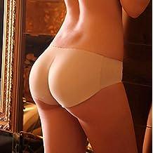 Sannysis® Ropa interior sin costuras acolchadas; Bragas extremo de la caderala ropa interior de la muñeca Bra Set G-String