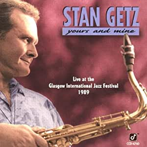 Yours And Mine (Live At The Glasgow International Jazz Festival 1989)