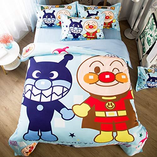 XHKJ 3D ropa cama dibujos animados anime encantadora
