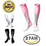 Best Calze di allenamento - LJ Sport calze unisex a compressione da adatte Review
