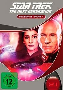 Star Trek - The Next Generation: Season 2, Part 1 [3 DVDs]