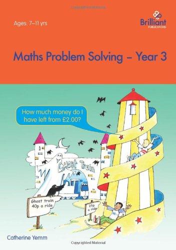 Maths Problem Solving - Year 3