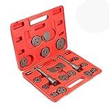 Bremskolbenrücksteller Bremsenkolben Rücksteller Werkzeug Satz 18tlg Instandsetzung von Bremsen (18tlg-HAM)