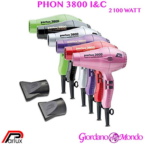 Secador 3800Los & C secador parlux 2100W Profesional