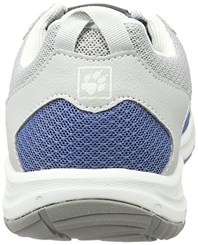 Jack Wolfskin Herren Portland Cruise Low M Sneaker Blau (Ocean Wave)