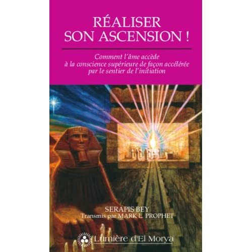 Réaliser son ascension ! : Comment l'âme accède à la conscience supérieure