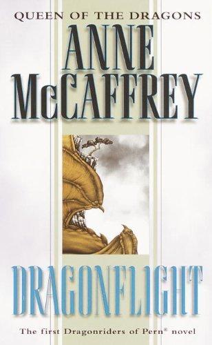 Dragonflight (Turtleback School & Library Binding Edition) (Dragonriders of Pern Trilogy (Hardcover)) by Anne McCaffrey (1991-05-01)
