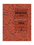 Cover of: Test Pieces for Orchestral Auditions Viola - Viola - Book | Ed: Jenisch Various