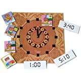 CLEVER CUBES ~LEARN ABOUT TIME~EDUCATIONAL GAMES~MAGNETIC~CREATIVE BOARD GAMES~ACTIVITY BASED TOYS || TALK TIME ||