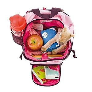 51mWGjfCNqL. SS300  - LÄSSIG Mochila Infantil para niños pequeño/Mini Backpack, Little Tree Fawn